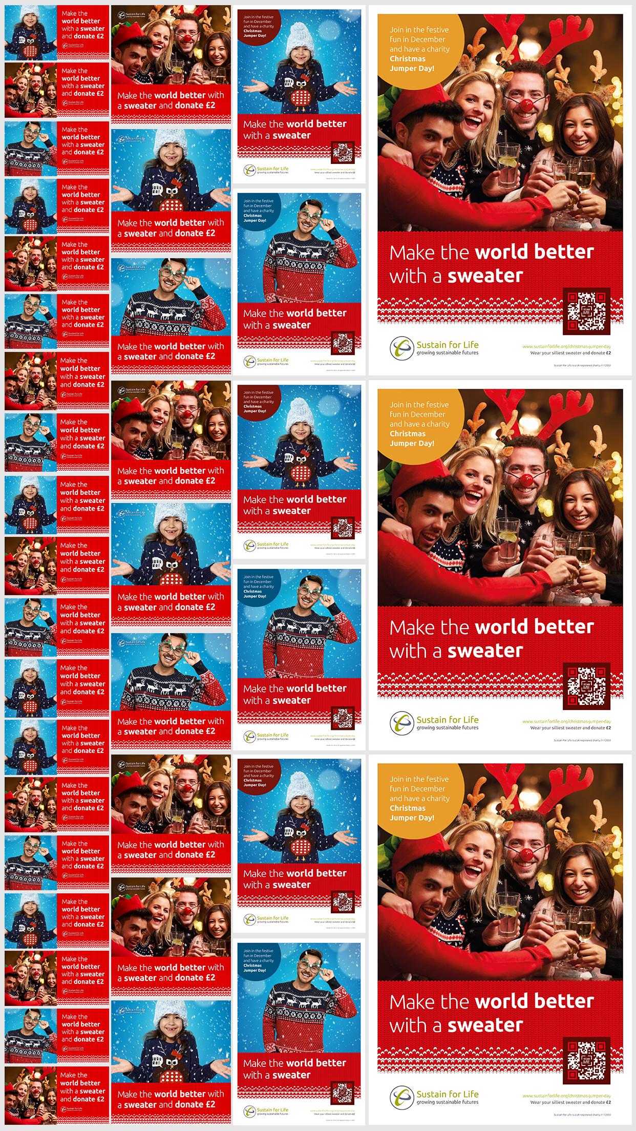 Sustain for Life Social Media Board Mobile