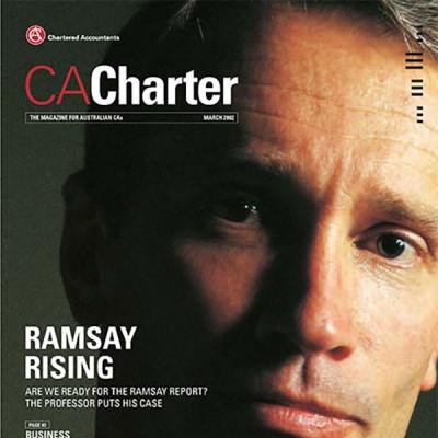 CA Charter Magazine Cover
