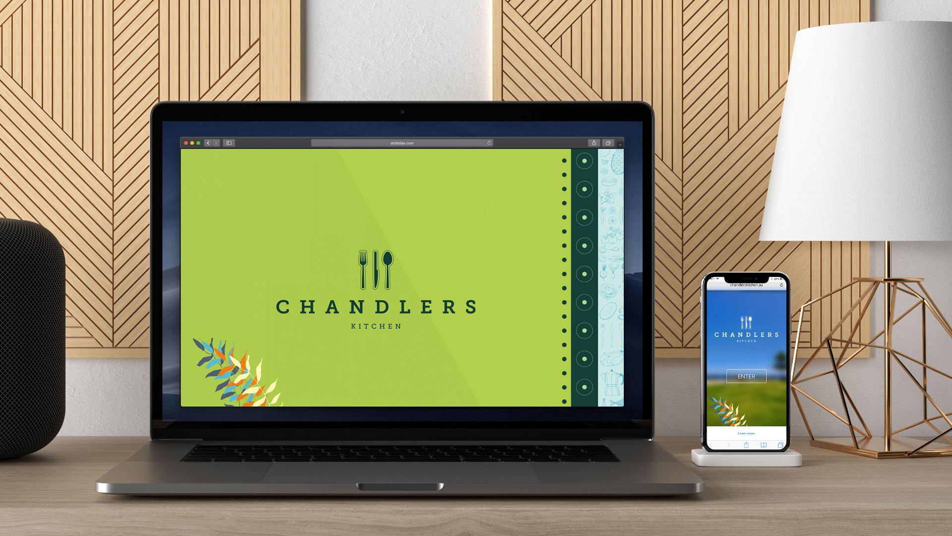 Chandlers Kitchen Brand